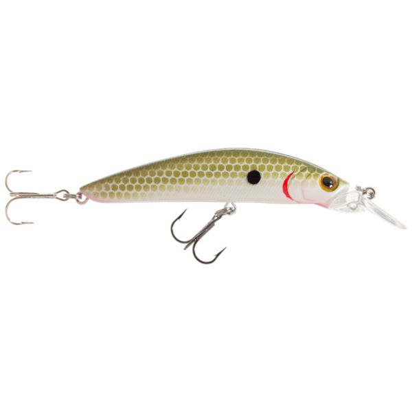 Bass Pro Shops XPS Floating Minnow - 3-1/8' - Green Shad