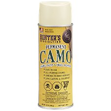 Hunter's Specialties H.S. Camo Permanent Camo Paint - 12-oz. Aerosol