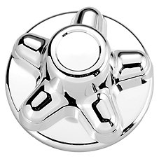 Chrome Hubcover for Trailer - 5 Lug
