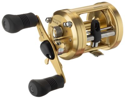 Shimano Calcutta B Round Baitcast Reel - Model CT400B