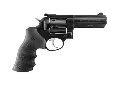 Ruger Gp100 Double-Action Revolver With Blued Finish 1704 by USA Ruger Pistols