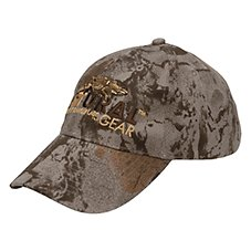 Natural Gear Deluxe Logo Hunting Cap