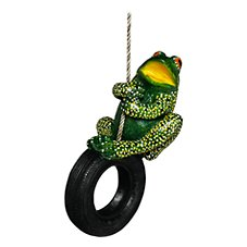 Tire Buddy Yard Ornament - Frog