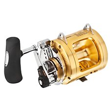 Shimano Tiagra Conventional Two-Speed Saltwater Reel