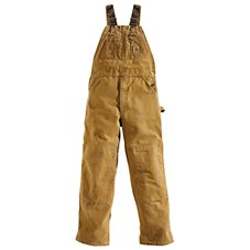 Carhartt Sandstone Bib Overalls for Men