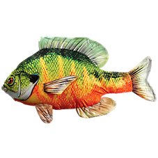 Bass Pro Shops Giant Stuffed Bluegill for Kids Image
