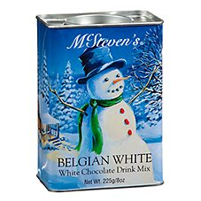 McSteven's Original Christmas Cocoa - Belgian White Chocolate