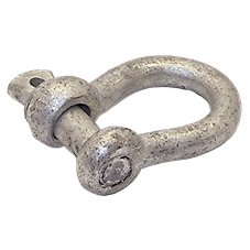 Bass Pro Shops Galvanized Anchor Shackles