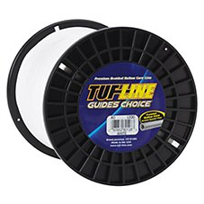 Tuf-Line Guide's Choice Hollow Braid Line - 1200 Yards