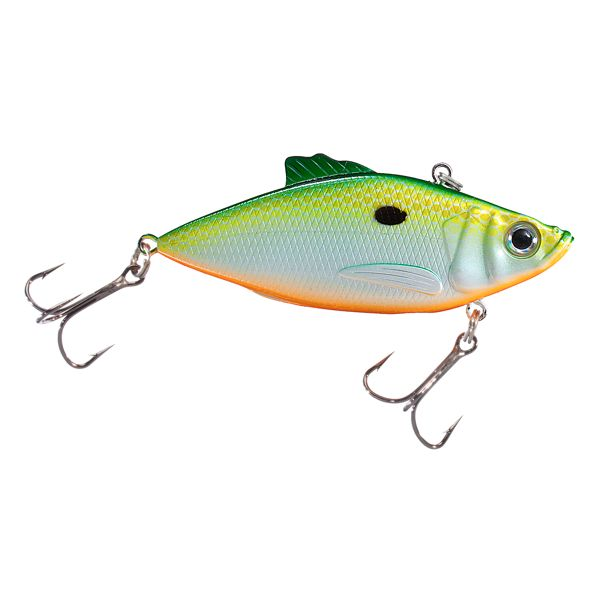Bass Pro Shops XTS Rattle Shad - 2-1/2' - Tennessee Shad