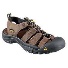 KEEN Newport Leather Hiking Sandals for Men