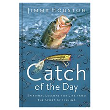 Catch of the Day Book by Jimmy Houston