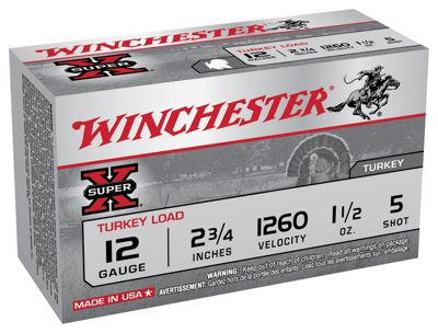 Winchester Super-X Turkey Loads Shotshells