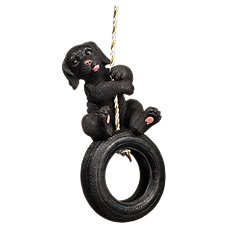 Tire Buddy Yard Ornament - Lab