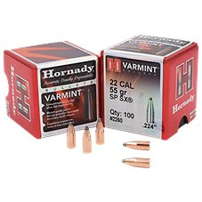 Hornady InterLock Rifle Bullets