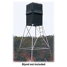 Blynd Hunting Blind Elevation Towers