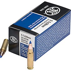 Federal Ammunition 5.7 x 28mm Polymer Tip Handgun Ammo
