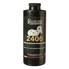 Alliant Powder 2400 Handgun Powder