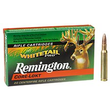 Remington Whitetail Pro Core-Lokt Centerfire Rifle Ammo