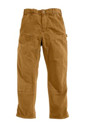 Carhartt Washed Duck Double Front Pants for