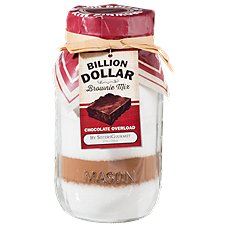 Billion Dollar Brownie Mix