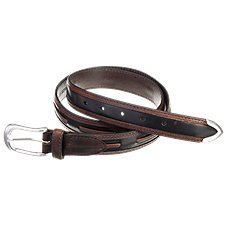 RedHead 1-1/4'' Leather Laced Belt for Men