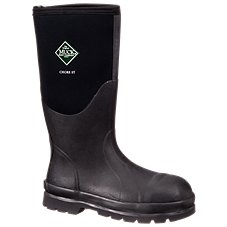 The Original Muck Boot Company Chore Boot All Conditions Steel Toe Work Boots for Men