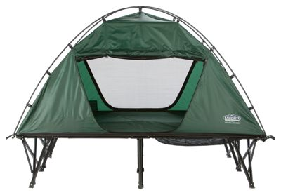 Kamp-Rite Double Tent Cot with Rain Fly