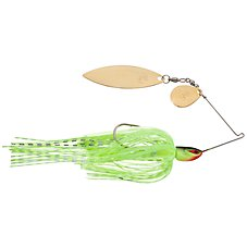 Bass Pro Shops Lazer Eye Pro Series Spinnerbaits - Tandem
