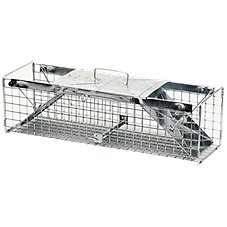 Havahart Live Animal 2-Door Cage Trap - Squirrel, Rabbit, Rat