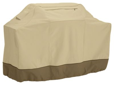 Classic Accessories Cart-Style BBQ Grill Cover - X-Large