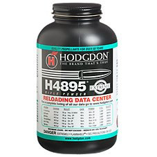 Hodgdon H4895 Rifle Powders