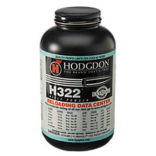 Hodgdon H322 Rifle Powders