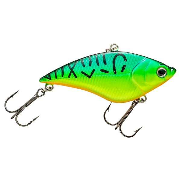 "Bass Pro Shops XPS Rattle Shad - 2"" - Firetiger"