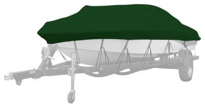 Westland Select Fit Boat Cover for Center Console Boats - Forest Green - 19'6-20'5