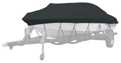 Westland Select Fit Boat Cover for Center/Side Console Boats - Charcoal - 23'6'' to 24'5''