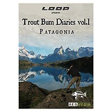 The Trout Bum Diaries Volume I: Patagonia Video - DVD