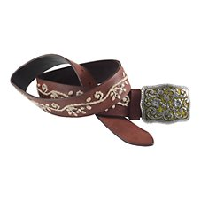 Natural Reflections Fancy Belt for Ladies