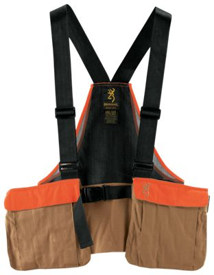 Browning Upland Canvas Strap Vest for Men thumbnail