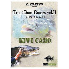 Angling Expedition Group Trout Bum Diaries Volume 2: Kiwi Camo Video - DVD