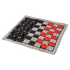 Channel Craft Checkers Rug