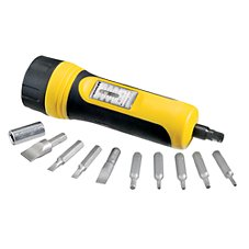 Wheeler Engineering Fat Wrench Torque Screwdriver Set