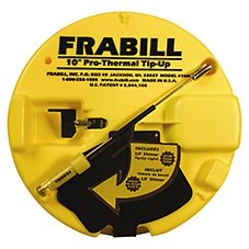 Frabill Pro-Thermal Tip-Up with Lil' Shiner Light