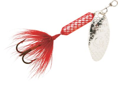 Worden's Original Rooster Tail – 1/16 oz. – Red