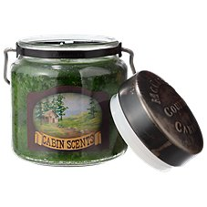 McCall's Country Canning Jar Scented Candle - Cabin Scents