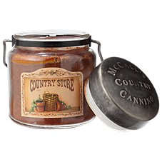 McCall's Country Canning Jar Scented Candle - Country Store