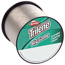 Berkley Trilene Big Game Line 1/4 lb. Spool Image
