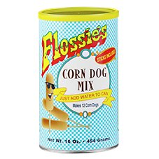 Flossie's Corn Dog Mix