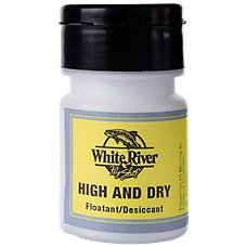 White River Fly Shop High & Dry Fly Desiccant