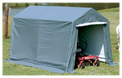 King Canopy 7'x12' Storage Shelter